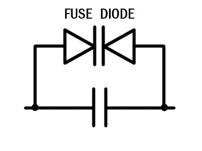 fuse diode