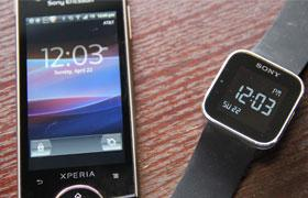 Sony SmartWatch 2 – «умные» часы от Sony Electronics